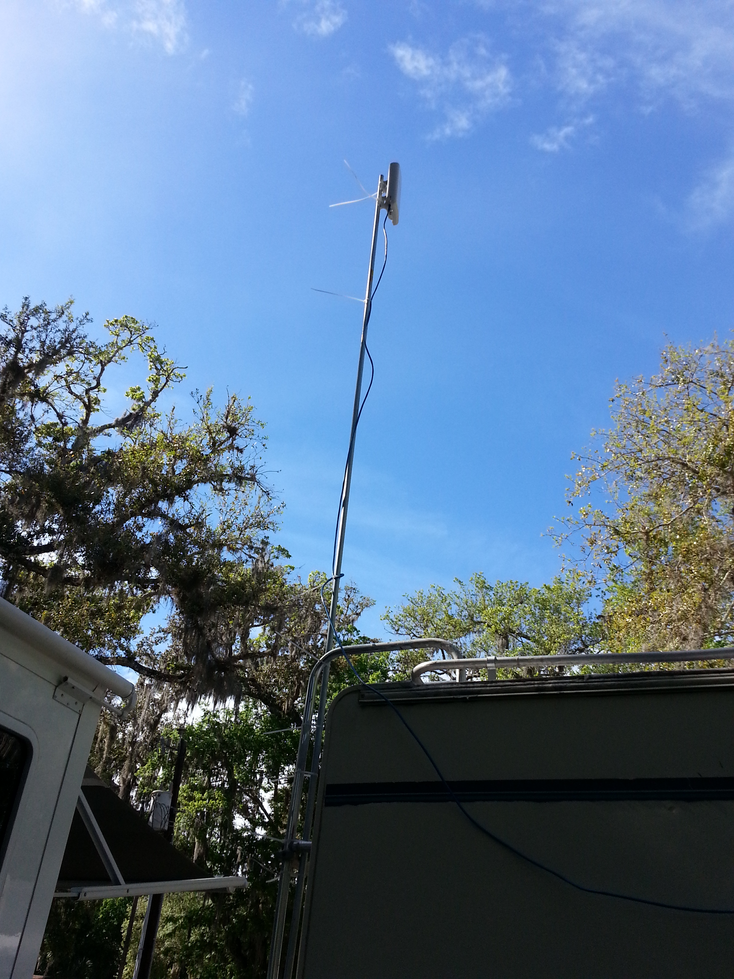 From The Porch Wireless Networking For Rvs